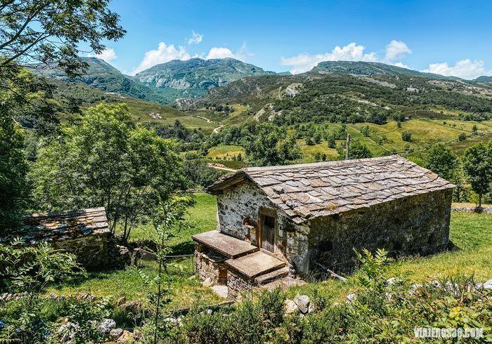 Valle de Lunada, valles pasiegos de Burgos