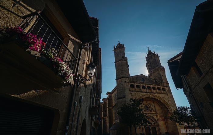 Elciego uno de los pueblos más bonitos de el País Vasco