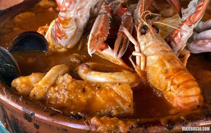 Gastronomía de Salobreña.