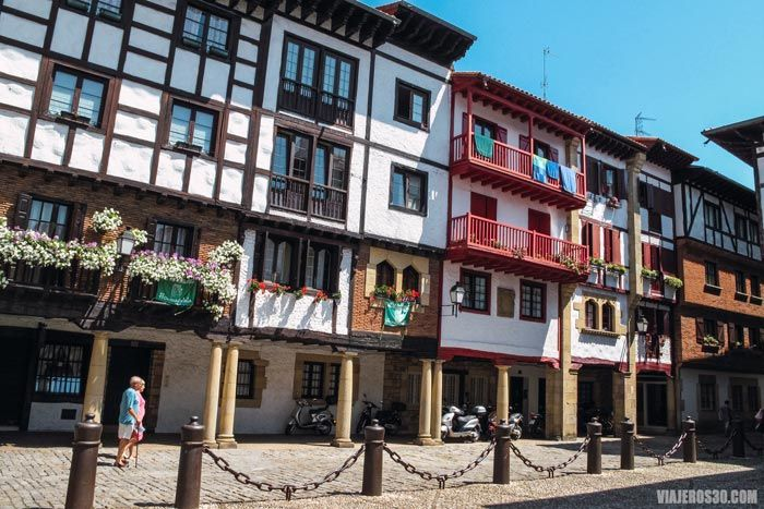Hondarribia, qué ver en Euskadi