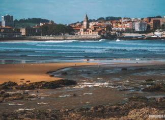 Gijón, un lugar que ver en Asturias.