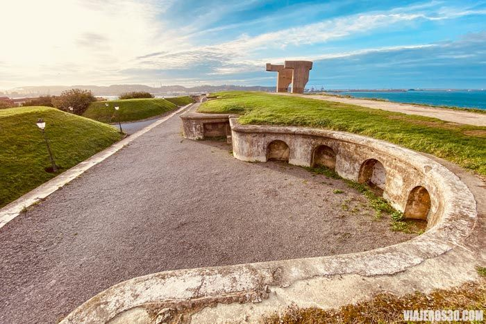 Un lugar emblemático que ver en Gijón.