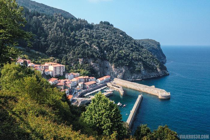 Elantxobe, qué hacer y qué ver en el País Vasco