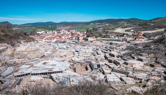 Salinas de Añana, qué ver en el País Vasco