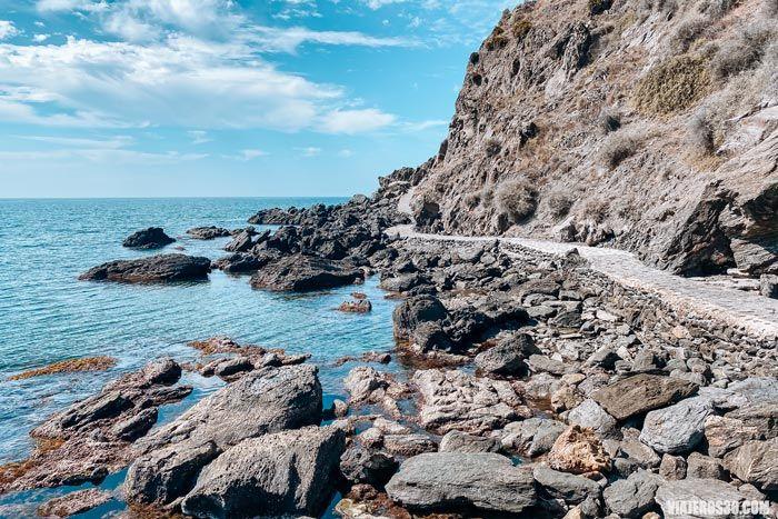 Senda Mediterránea que hacer en España
