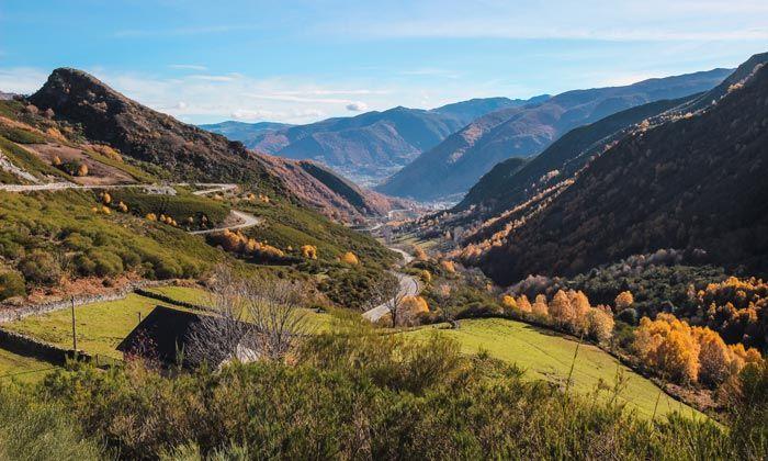 Valle de Laciana, los bosques más bonitos de León en otoño