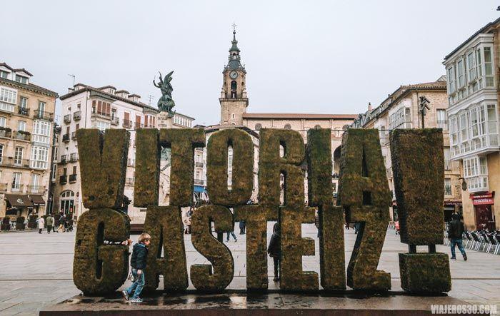 Vitoria, una plan imprescindible que hacer en el País Vasco