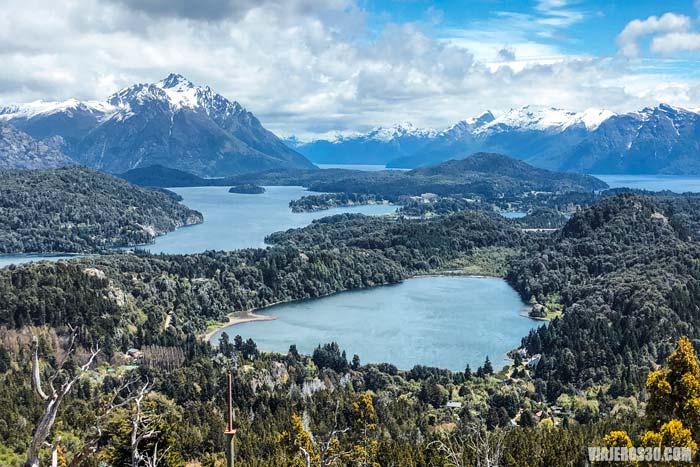 Cerro Campanario, qué hacer y qué ver en Bariloche en 3 días