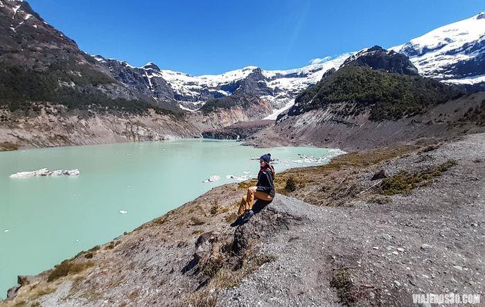 Ventisquero Negro: Paisajes de ensueño que ver en Bariloche.