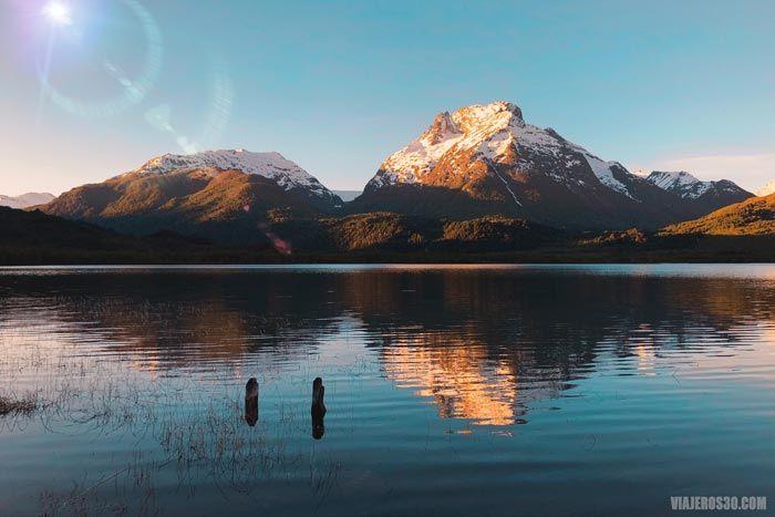 Lago Mascardi, qué hacer y qué ver cerca de Bariloche, Argentina.