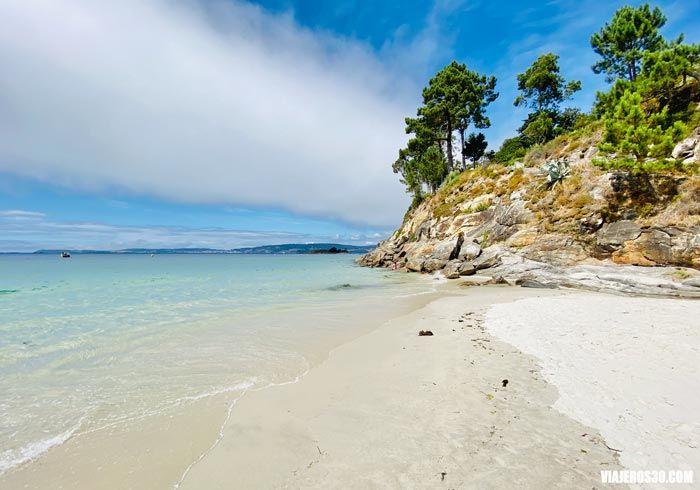 Las mejores playas de Galicia.