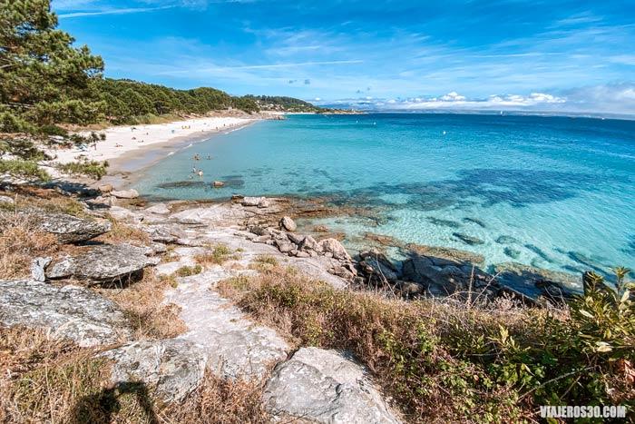 Playa de Barra, las mejores playas de Galicia