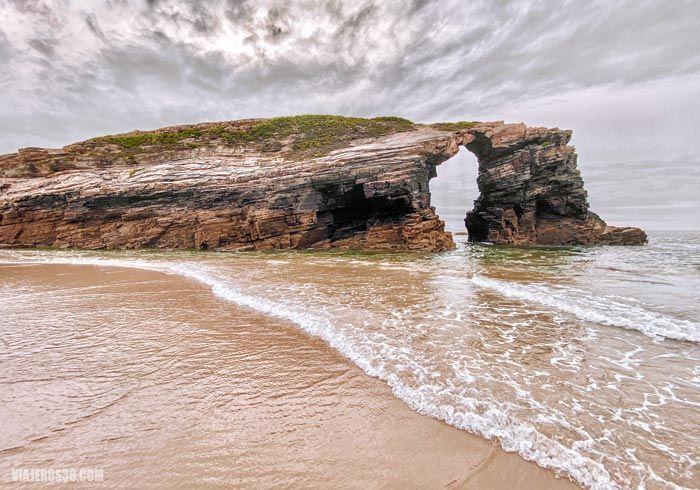 Las playas más bonitas de Galicia, playa de las Catedrales