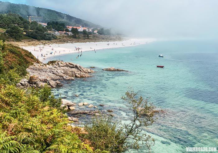 Playa de Langosteira, playas de Galicia