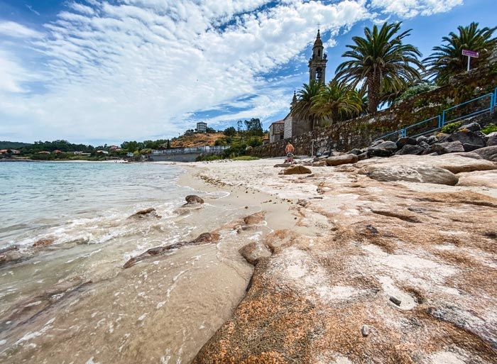 Porto de Son, las mejores playas de Galicia