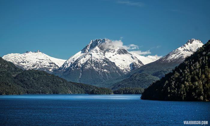 Parque Nacional Nahuel Huapi en Bariloche.