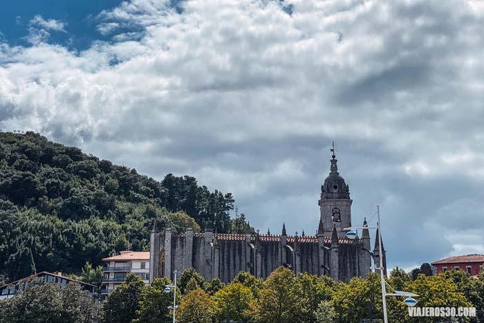 Basílica de la Asunción de Santa María de Lekeitio