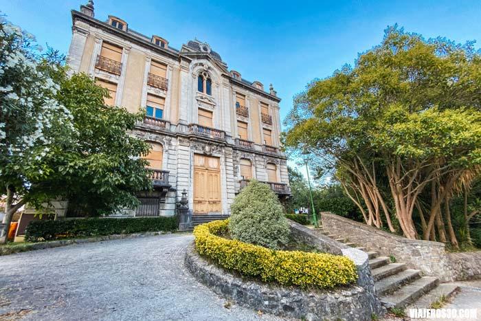 Palacio de Abaroa, qué ver en Lekeitio
