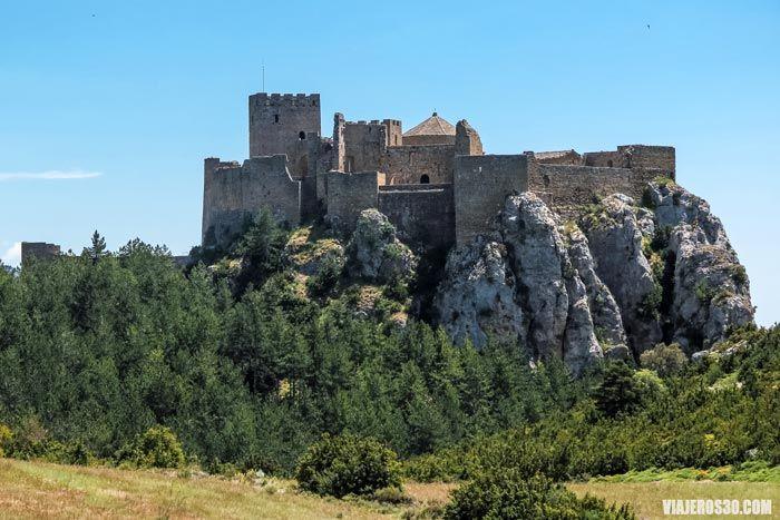 Qué ver en Huesca provincia: el castillo de Loarre