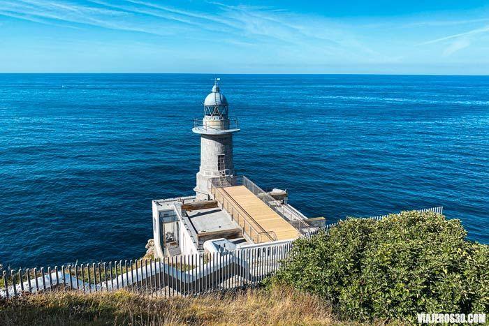 Faro de Santa Catalina, un imprescindible que visitar en Lekekitio