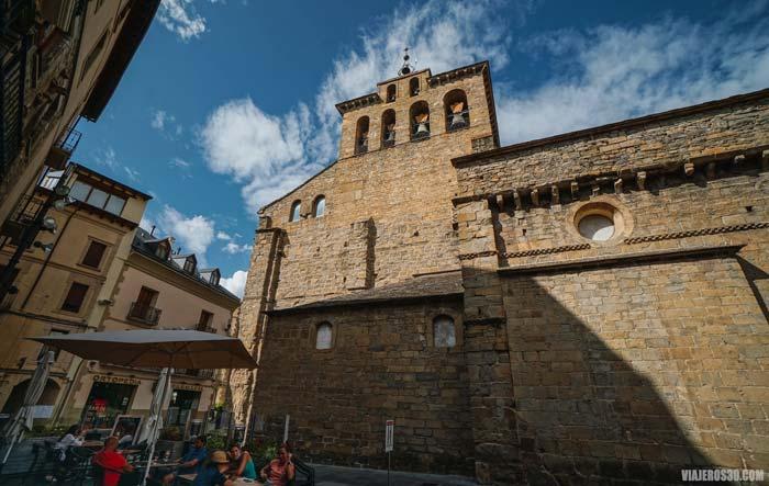 Catedral, qué ver en Jaca y alrededores