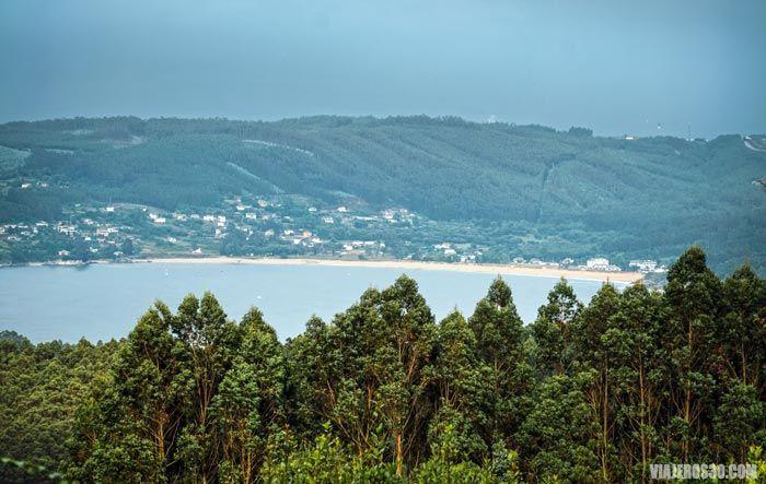 Playa de Area, qué ver en Viveiro y alrededores.