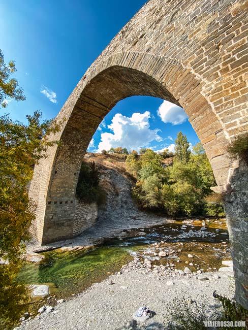 Puente de San Miguel, que visitar en Jaca