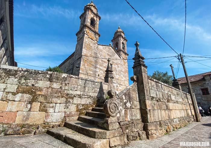 La Iglesia de San Benito, qué ver en Cambados
