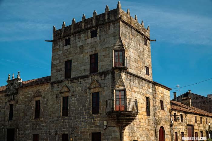 El Palacio de Fefiñanes en Cambados