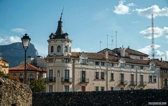 Modernismo en Jaca, Huesca
