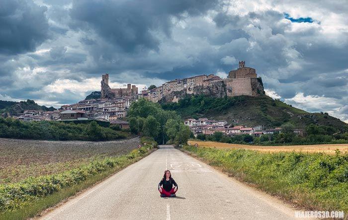 El maravilloso pueblo de Frías en Burgos