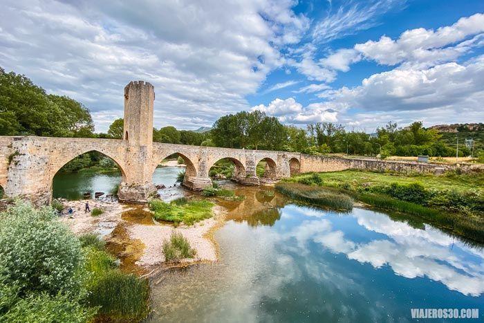 Puente medieval, qué ver en Frías