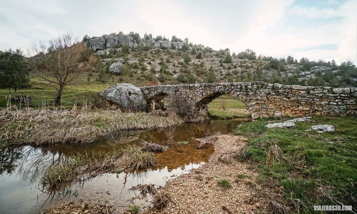 Puente romano de Hontoria (Burgos)