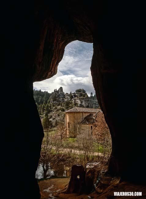 Cueva Grande, qué ver en el Cañón del Río Lobos