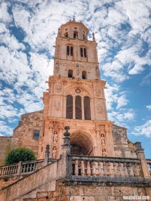 Iglesia de Santa María del Campo, Burgos