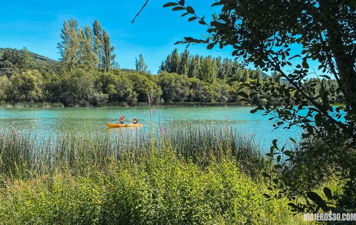 El Lago de Carucedo.