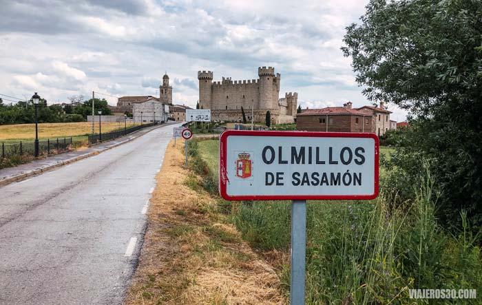 Olmillos de Sasamón, ruta por Burgos.