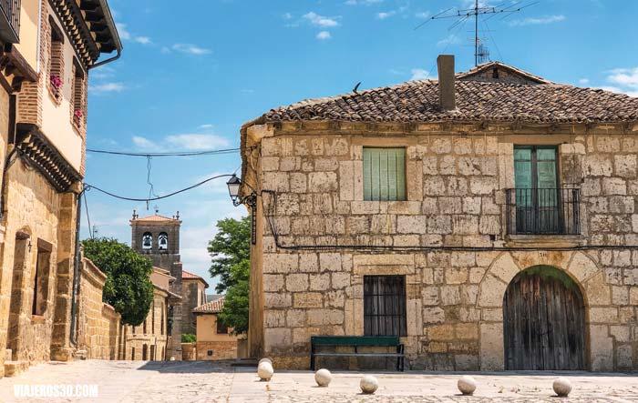 Qué ver en Castrojeriz, Burgos