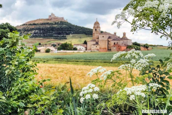 Qué ver en Castrojeriz, Burgos, Camino de Santiago.