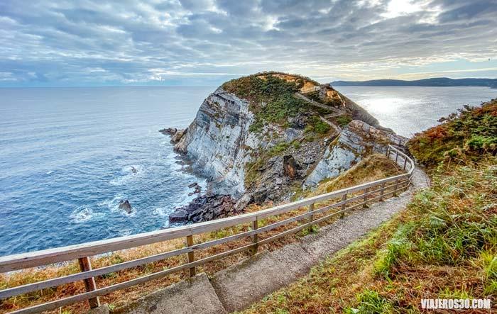 Ruta de Fucinho do Porco en Galicia