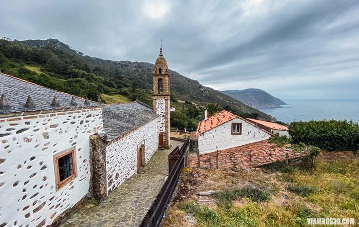 Santuario de San Andrés de Teixido, qué ver en las Rías Altas