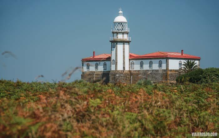 Faro de Ons, cómo llegar a la isla de Ons