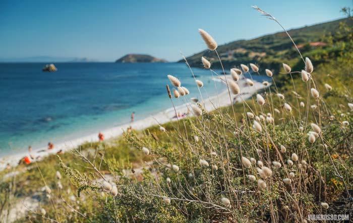 Cómo llegar a la Isla de Ons en Galicia