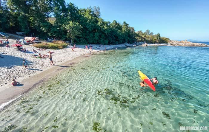 Playas de Ons, Pontevedra, Galicia