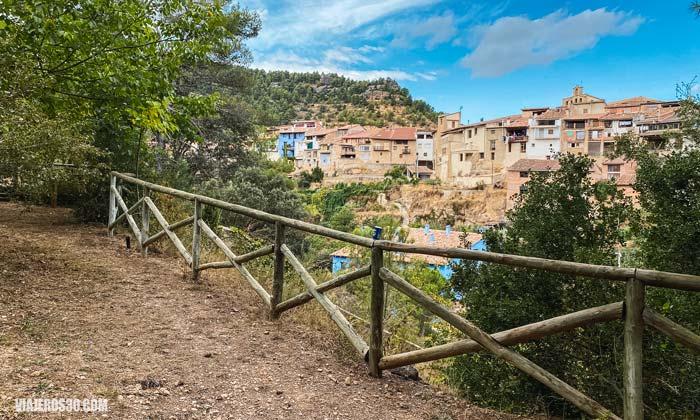 Ráfales, Teruel