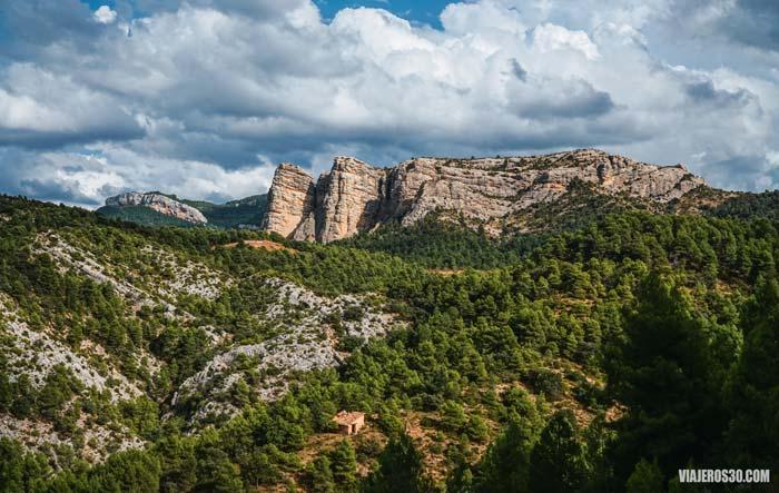 Roques del Masmut, Teruel