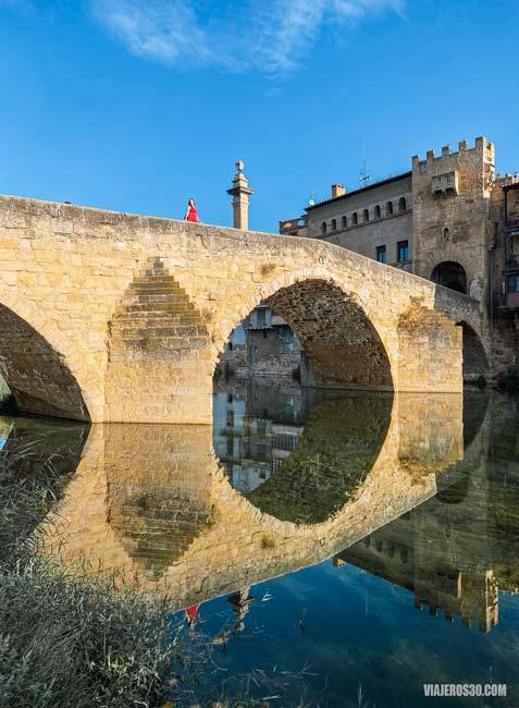 Puente de Piedra de Valderrobres.