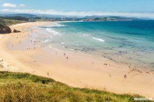 Las mejores playas de Cantabria, playa de Gerra