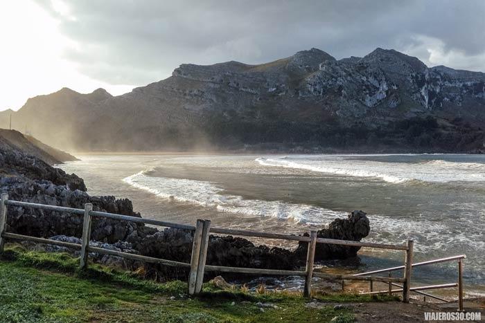 Oriñón, las mejores playas de Cantabria.