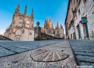 Camino de Santiago en Burgos